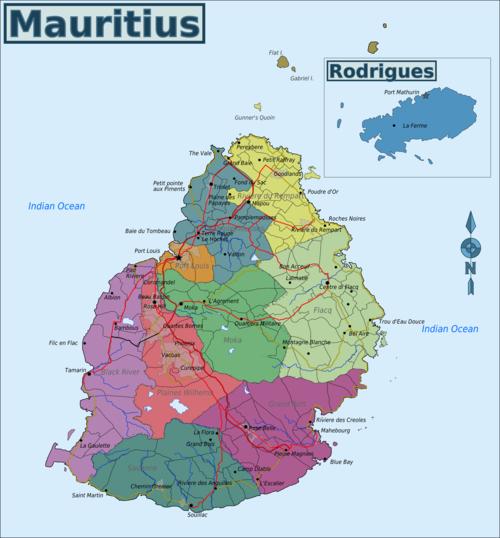 Intalnire cu fetele Mauritius)