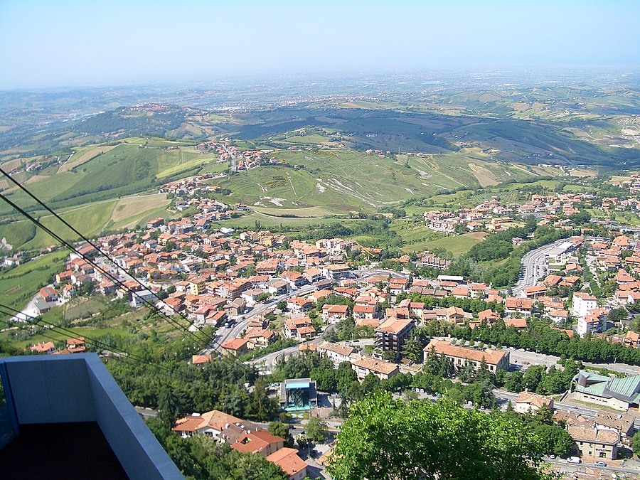 San Marino - Hook Up Travels