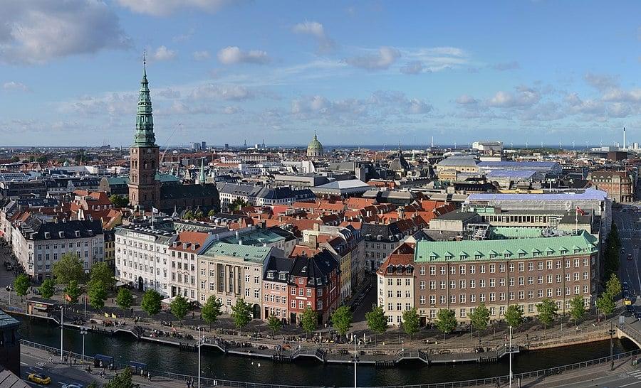 Anal Girl in Copenhagen